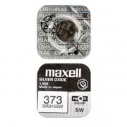 Батарейка Maxell SR916SW 373 1,55В дисковая 1шт