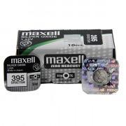 Батарейка Maxell SR927SW 395 1,55В дисковая 1шт