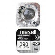 Батарейка Maxell SR726W 396 1,55В дисковая 1шт