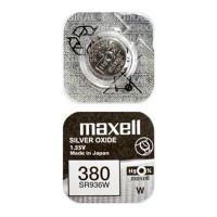 Батарейка Maxell SR936W 380 1,55В дисковая 1шт