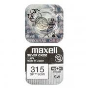Батарейка Maxell SR716SW 315 1,55В дисковая 1шт