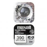 Батарейка Maxell SR1130SW 390 1,55В дисковая 1шт