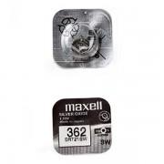 Батарейка Maxell SR721SW 362 1,55В дисковая 1шт