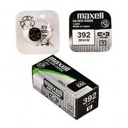 Батарейка Maxell SR41W 392 1,55В дисковая 1шт