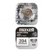 Батарейка Maxell SR936SW 394 1,55В дисковая 1шт