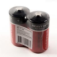 Батарейка Minamoto Heavy Duty солевая D 1,5В 24шт