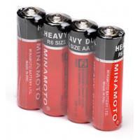 Батарейка Minamoto Heavy Duty солевая AA 1,5В 60шт