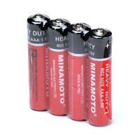 Батарейка Minamoto Heavy Duty солевая ААА 1,5В 60шт
