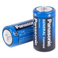 Батарейки солевые Panasonic General Purpose C R14 1,5В 24шт