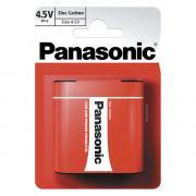 Батарейка солевая Panasonic Zinc Carbon квадратная 3R12 4,5В 1шт