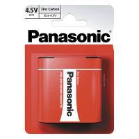 Батарейка солевая Panasonic Zinc Carbon квадратная 3R12 4,5В 1шт
