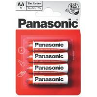Батарейки солевые Panasonic Zinc Carbon R6RZ/4BP АА R6 48шт