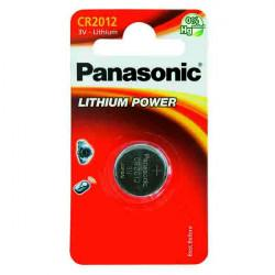 Батарейка литиевая Panasonic Lithium Power CR2012 3В литиевая 1шт