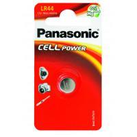 Батарейка алкалиновая Panasonic AG13 LR44 357 1,5В дисковая 1шт