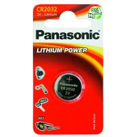Батарейка литиевая Panasonic Lithium Power CR2025 3В дисковая 1шт