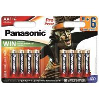 Батарейки алкалиновые Panasonic Pro Power Cirque Du Soleil AA LR6 1,5В 16шт