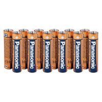 Батарейки алкалиновые Panasonic Alkaline Power AAA LR03 1,5В 48шт