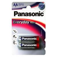 Батарейка Panasonic Everyday Power AA 2шт