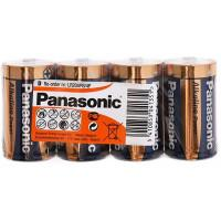 Батарейки алкалиновые Panasonic Alkaline Power D LR20 1,5В 24шт