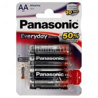 Батарейки алкалиновые Panasonic Everyday Power AA LR6 1,5В 6шт