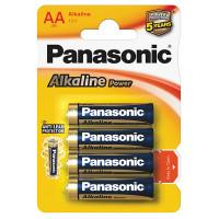 Батарейка Panasonic Alkaline Power AA 4шт