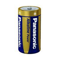 Батарейки алкалиновые Panasonic Alkaline Power C LR14 1,5В 24шт