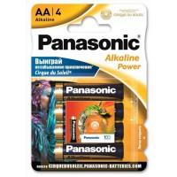 Батарейка Panasonic Alkaline Power Cirque Du Soleil AA 4шт
