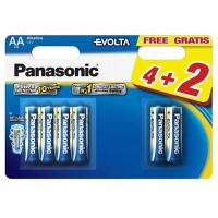Батарейка Panasonic Evolta AA 6шт