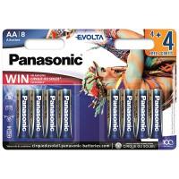 Батарейки Panasonic Evolta Cirque Du Soleil AA 8шт