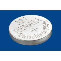 Батарейка для часов RENATA 321 SR616SW 1,55 В дисковая 1шт