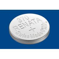 Батарейка для часов RENATA 370 SR920W 1,55 В дисковая 1шт