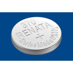 Батарейка для часов RENATA 370 SR920W SR69 1,55 В дисковая 1шт