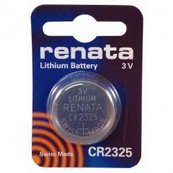 Батарейка RENATA CR2325 3В дисковая литиевая 1шт