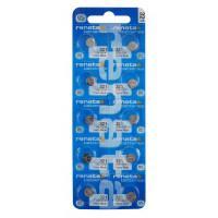 Батарейки для часов RENATA 321 SR616SW 1,55В дисковые 10шт