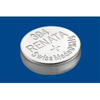 Батарейка для часов RENATA 394 SR936SW SR45 1,55В дисковая 1шт
