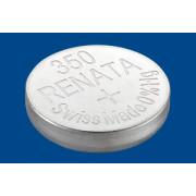 Батарейка для часов RENATA 350 SR1136W 1,55 В дисковая 1шт