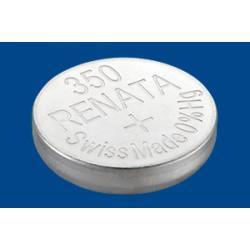 Батарейка RENATA 350 1,55В дисковая 1шт