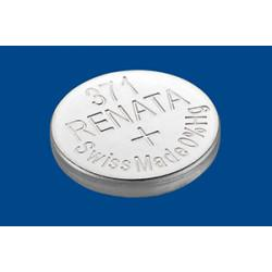 Батарейка для часов RENATA 371 SR920SW SR69 1,55 В дисковая 1шт