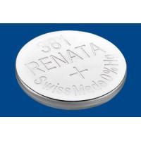 Батарейка для часов RENATA 381 SR1120S 1,55В дисковая 1шт