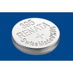 Батарейка для часов RENATA 395 SR927SW 1,55 В дисковая 1шт