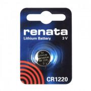 Батарейка RENATA CR1220 3В дисковая литиевая 1шт