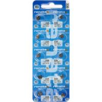 Батарейка для часов RENATA 335 SR512SW 1,55 В дисковая 10шт