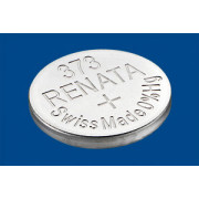 Батарейка для часов RENATA 373 SR916SW 1,55 В дисковая 1шт