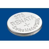 Батарейка для часов RENATA 373 SR916SW SR68 1,55 В дисковая 1шт