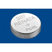 Батарейка для часов RENATA 337 SR416SW  1,55 В дисковая 1шт