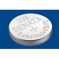 Батарейка для часов RENATA 389 SR1130W SR54 1,55 В дисковая 1шт