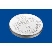Батарейка для часов RENATA 315 SR716SW 1,55В дисковая 1шт