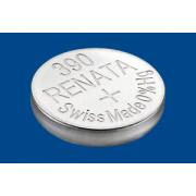 Батарейка для часов RENATA 390 SR1130S 1,55 В дисковая 1шт