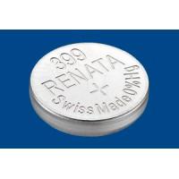 Батарейка для часов RENATA 399 SR927W SR57 1,55 В дисковая 1шт