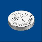 Батарейка для часов RENATA 364 SR621SW SR60 1,55 В дисковая 1шт